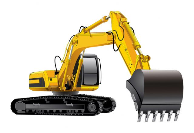 Excavator rental and hire