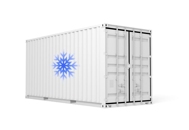 cooling refrigerated container